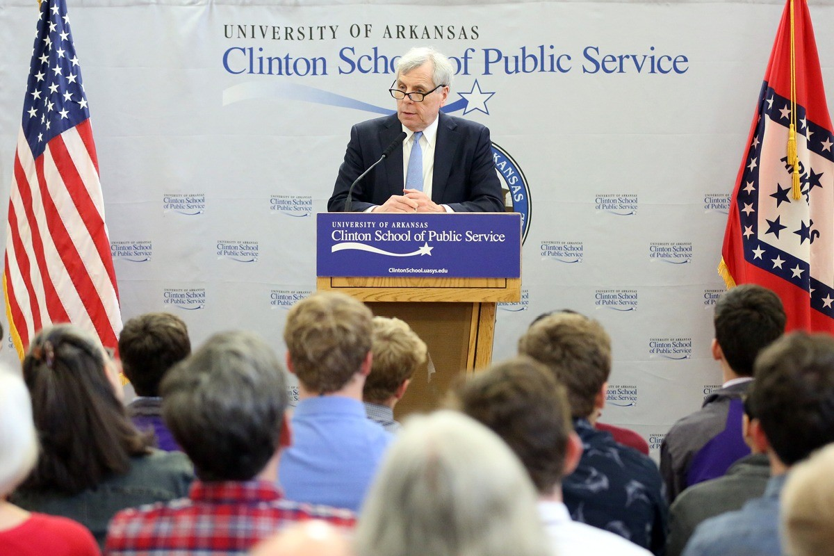 Rutherford to Deliver Remarks for Graves of Arkansas Governors Project Program